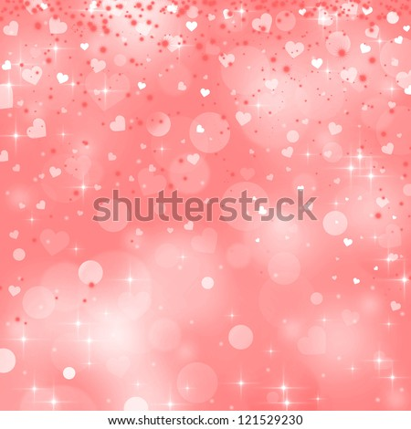 ShutterStock Abstract background to the Valentine's day 121529230