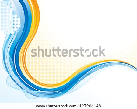 Abstract background. Vector version also available in gallery. - stock photo