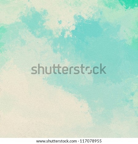 abstract background - water color brush strokes on paper