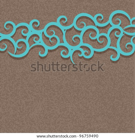 abstract background with a pattern