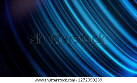 Abstract background with animation of rotation circles and rings with light rays and glow. Abstract explosive flower light background,art fireworks element backdrop. Circle Digital HUB, rotation