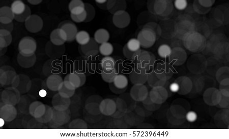 Abstract background with blurred particles. Seamless loop - Shutterstock ID 572396449