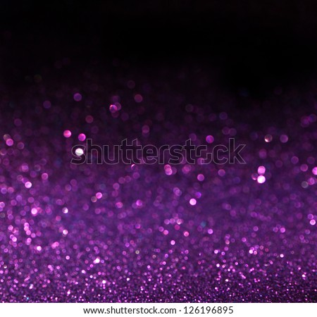 abstract background with bokeh defocused lights - Shutterstock ID 126196895