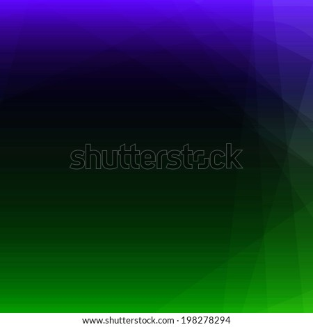 Abstract background with frame and colorful translucent circles. Vector format.