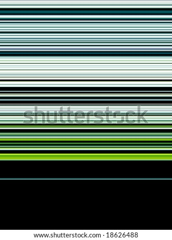 Abstract Background With Green Horizontal Stripes Stock Photo 18626488 ...