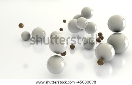 abstract balls #45080098