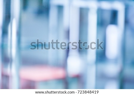 Abstract beautiful blurred shop background. #723848419