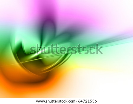 Abstract beautiful colorful background