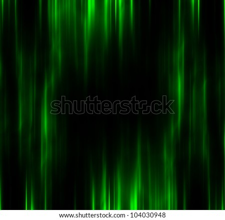 abstract black background with a neon glow