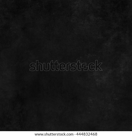 Abstract black background with scratches. Vintage grunge background texture elegant monochrome background design. Grungy textured blackboard. - Shutterstock ID 444832468