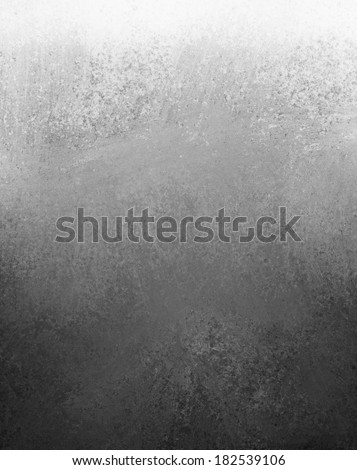 abstract black gray background paper or parchment, faded aged plain backdrop with vintage grunge background texture, gradient white to black color background