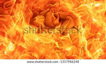abstract blaze fire flame texture background #1357986248