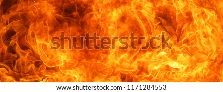 abstract blaze fire flame texture for banner background #1171284553