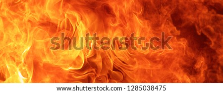 abstract blaze fire flame texture for banner background #1285038475