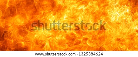 abstract blaze fire flame texture for banner background #1325384624