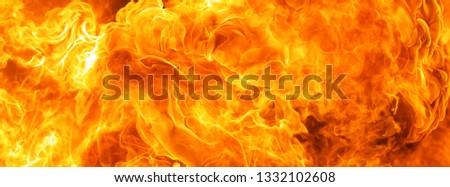 abstract blaze fire flame texture for banner background #1332102608