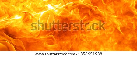 abstract blaze fire flame texture for banner background #1356651938