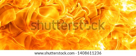 abstract blaze fire flame texture for banner background #1408611236