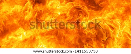 abstract blaze fire flame texture for banner background #1411553738