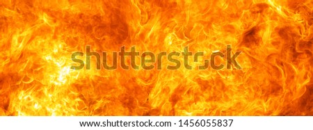 abstract blaze fire flame texture for banner background #1456055837