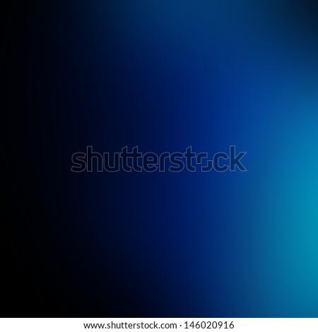 Abstract blue background black gradient border design, web graphic image background, app backdrop, blue black paper, smooth gradient texture background, blue spotlight, blurry background color