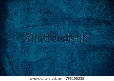 Abstract blue background. Christmas background #795108235