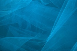Abstract blue background - dark blue mesh