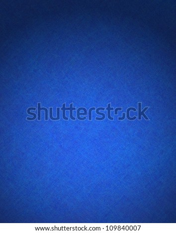 abstract blue background illustration design with elegant dark blue vintage grunge texture and black vignette frame on border with empty blank copy space for ad or brochure template