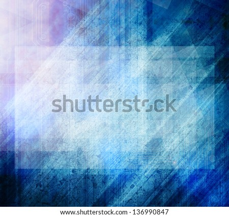 abstract blue background image pattern design