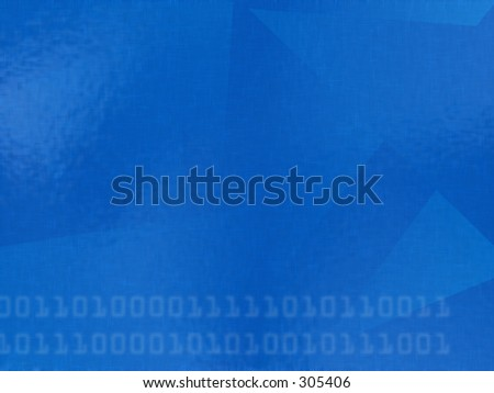 abstract blue background - many uses