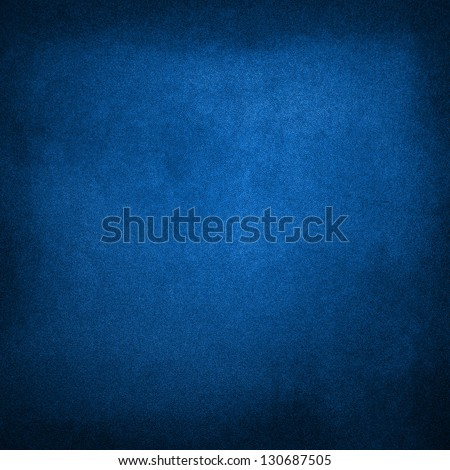 abstract blue background of elegant dark blue vintage grunge background texture black on border with light center blank for luxury brochure