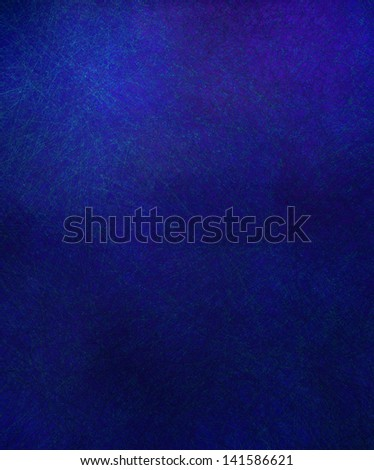 abstract blue background old faded vintage grunge background texture, faint grungy black scratch design border, blue paper wallpaper for brochure background or web template background or book cover