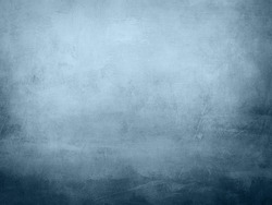 abstract blue background with canvas texture