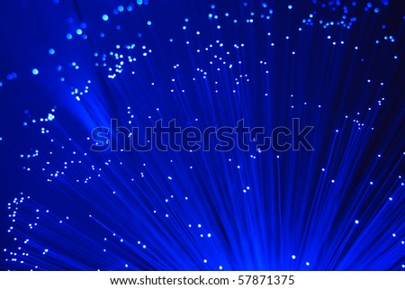 Abstract blue background with stars, for backgrounds or textures