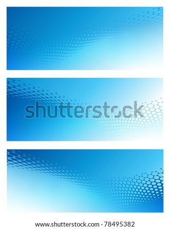 Abstract blue design backgrounds jpg templates for various artworks, cards, banners, ads and much more. Plenty of space for text.