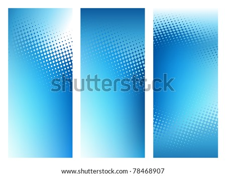 Abstract blue graphic design background templates for various artworks, cards, DVDs and much more. Plenty of space for text.