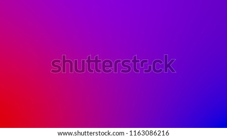 Abstract blue red and purple soft cloud background in pastel colorful gradient.