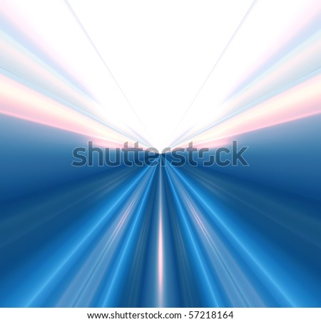 abstract blue speed background design