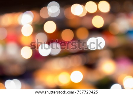 abstract blur bokeh light for background #737729425