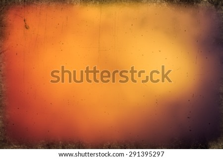 Abstract Blur of blurred lights with texture effect blur Background