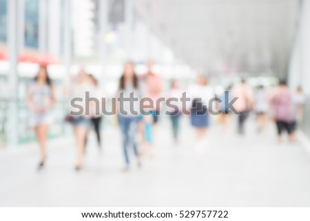 Abstract Blur Office working Background of Hospital,Airport,Building, .ideal for Business Presentation , Blurry Buildings has Copy space available as a Background for the Presentation of Advertising.  #529757722