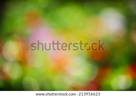abstract blurred colorful background with bright colors