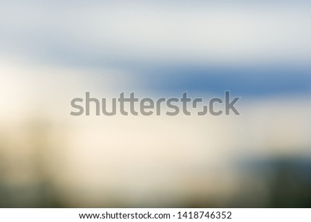 Abstract blurred corridor background. Blurred abstract background interior  #1418746352
