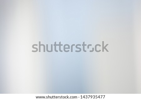 Abstract blurred corridor background. Blurred abstract background interior #1437935477