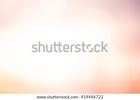 abstract blurred elegant soft pink background with glow light for design element concept.