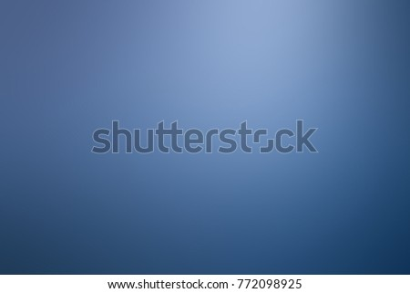 Abstract blurred gray, white and blue background out of focus for design