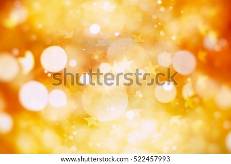 abstract blurred of blue and silver glittering shine bulbs lights background:blur of Christmas wallpaper decorations concept.xmas holiday festival backdrop:sparkle circle lit celebrations display.