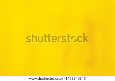 abstract blurred orange and yellow colors background for design. #1429940843