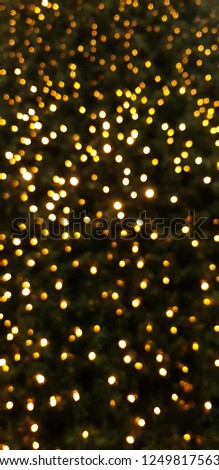 Abstract blurry background,blurry street light ,bokeh background