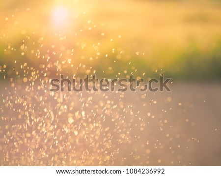 Abstract bokeh background #1084236992
